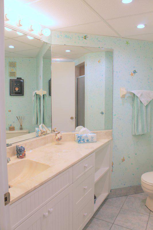 Guest Bathroom Sink (Custom)