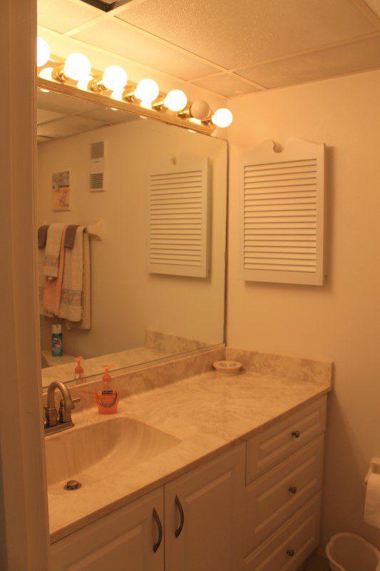 Hall Bath Sink (Custom)