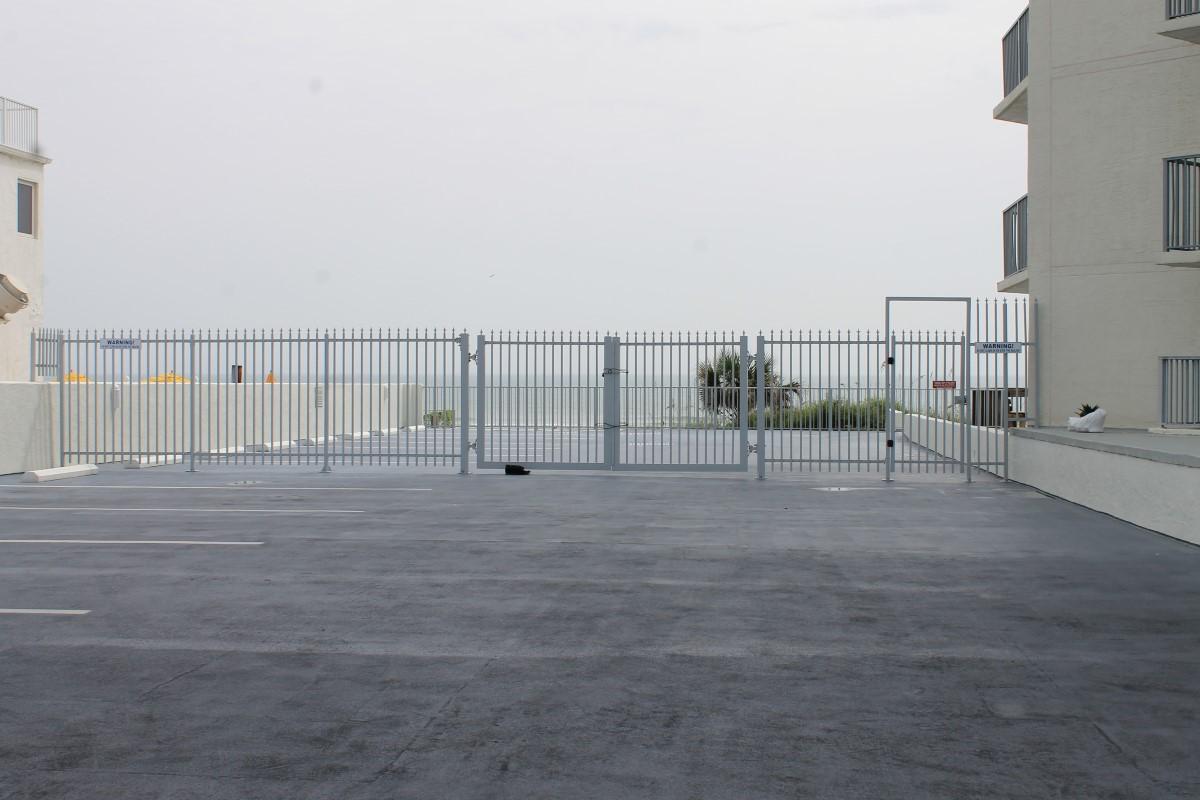 Upper Deck North Gate Beach Access
