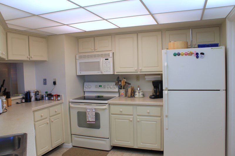 Kitchen Oven And Refrigerator (Custom)