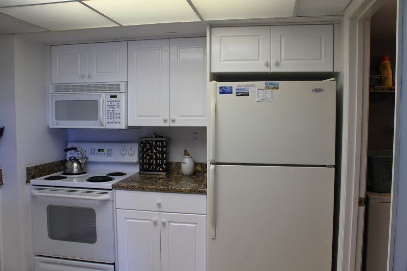 Kitchen Refrigerator And Oven (Custom)