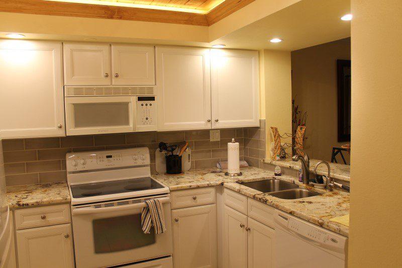 Kitchen Sink Area (Custom)