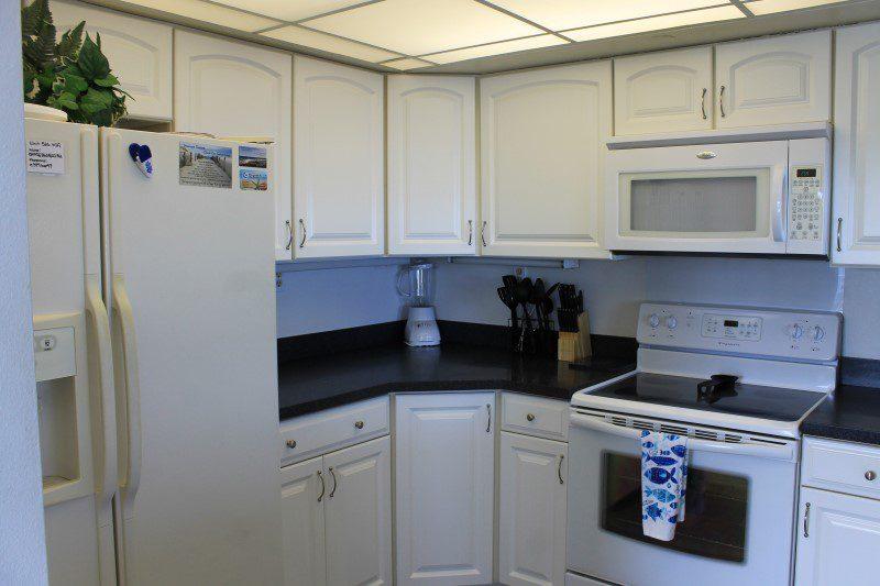 Kitchen Stove And Refrigerator (Custom)