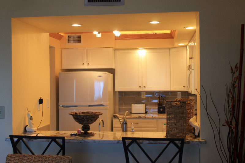 Kitchen From Dining Area (Custom)