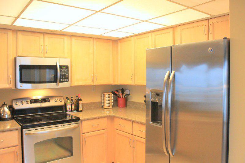 Ktichen Refrigerator And Oven (Custom)