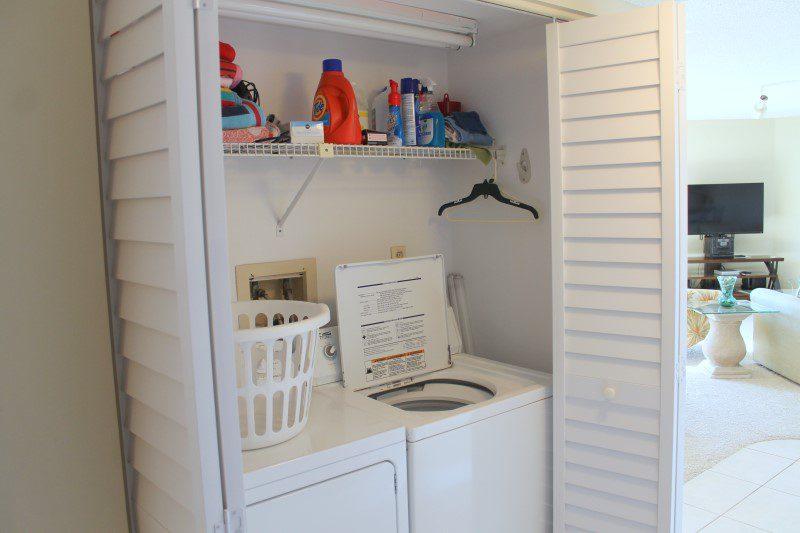 Laundry Area (Custom)