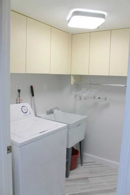 Laundry Room Washer (Custom)