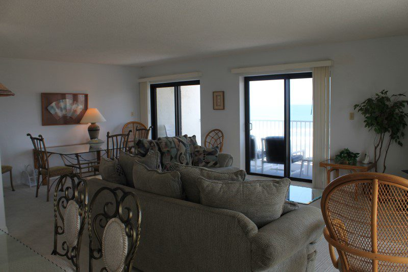 Living Room Facing Southeast (Custom)