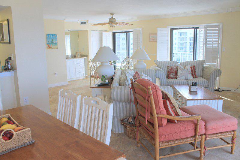 Living Room From Dining Area (Custom)