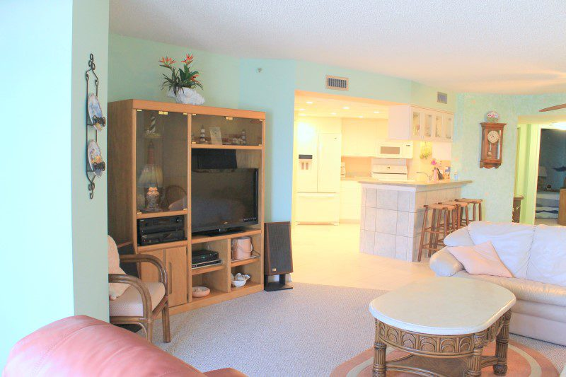 Living Room Looking Into Kitchen (Custom)