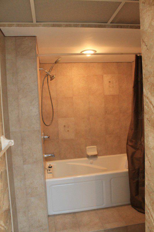 Master Bath And Shower (Custom)