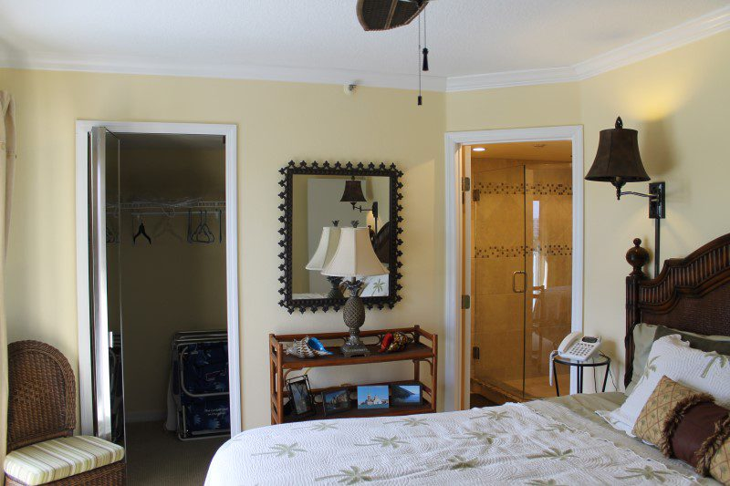 Master Bedroom And Closet (Custom)