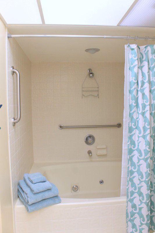 Master Tub And Shower (Custom)