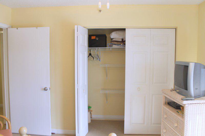 Second Bedroom Closet (Custom)
