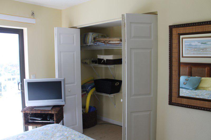 Third Bedroom Closet (Custom)