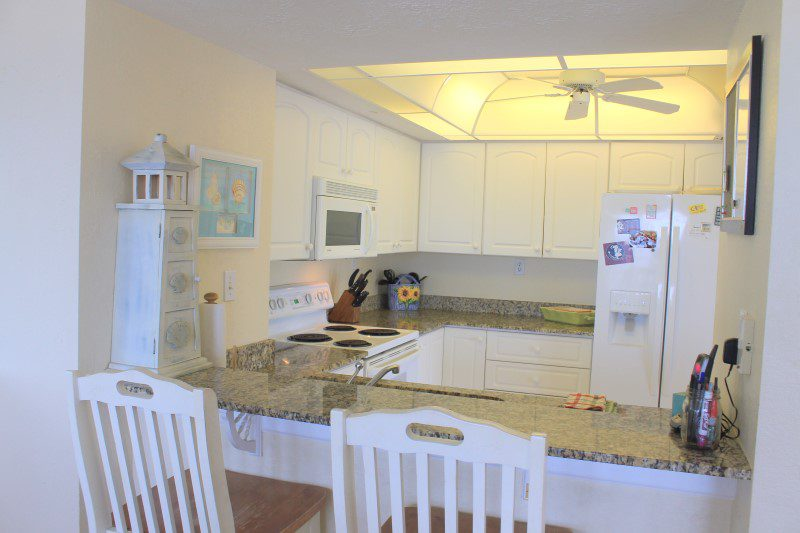 View Of Kitchen From Dining Area (Custom)