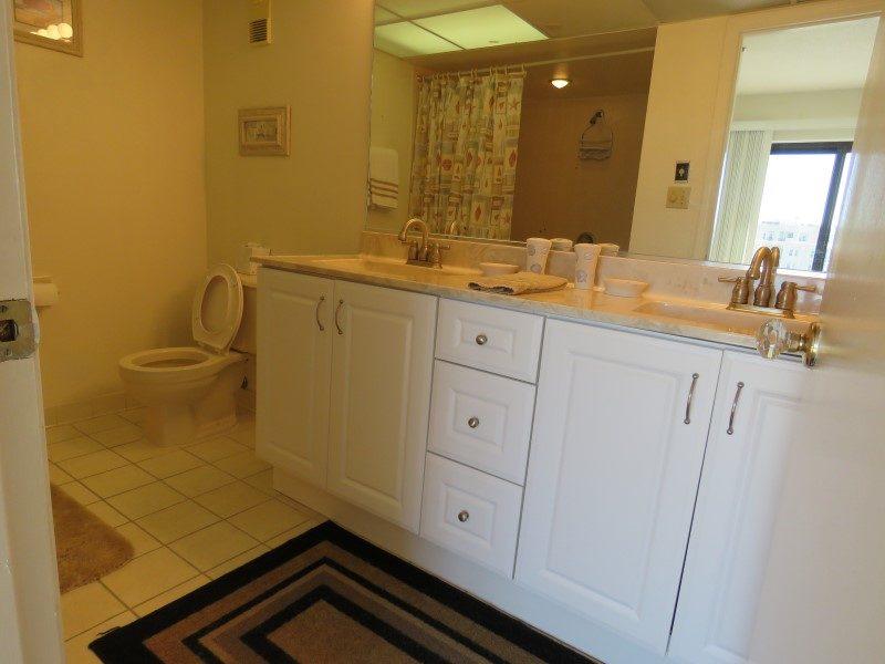 Master Bathroom Double Sinks (Custom)