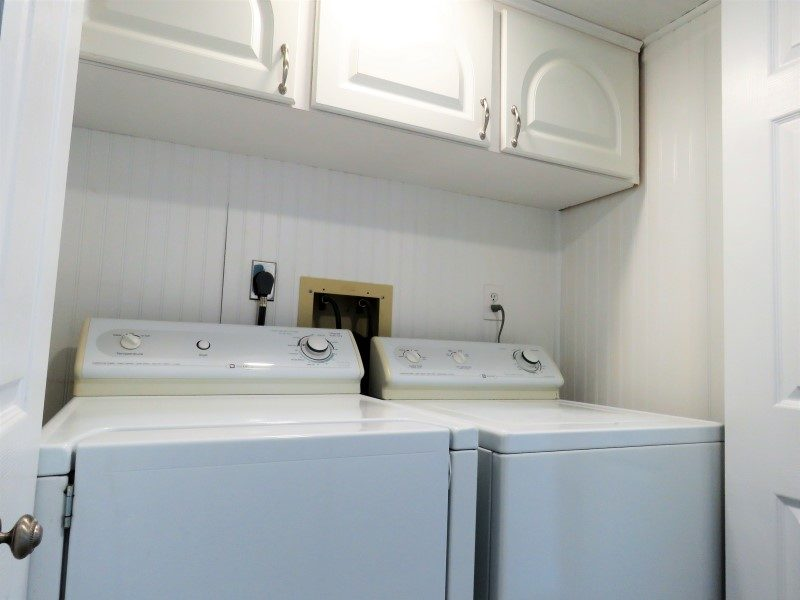 Washer And Dryer (Custom)